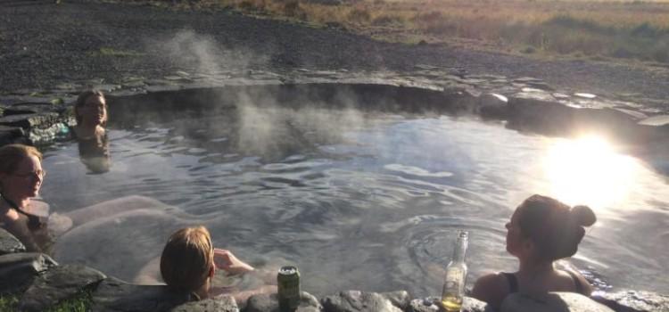 Hästinsamling i Skagafjörður